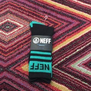 NEFF Men's Socks Size 6 1/2 to 12 NWT